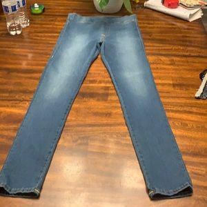True Religion starlet legging jeans.